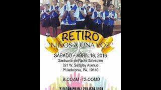 Amparo De La Niñez | Niños A Una Voz | We Worship You Hallelujah