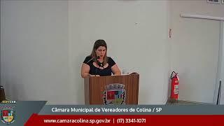 Câmara Municipal de Colina - 4ª Sessão Ordinária 16/03/2020