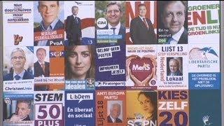Législatives aux Pays-Bas sur fond de défiance vis-à-vis de Bruxelles
