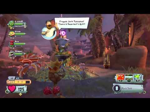 d-sync89's Plants vs Zombies garden warfare 2 Live PS4 Broadcast Taiwan