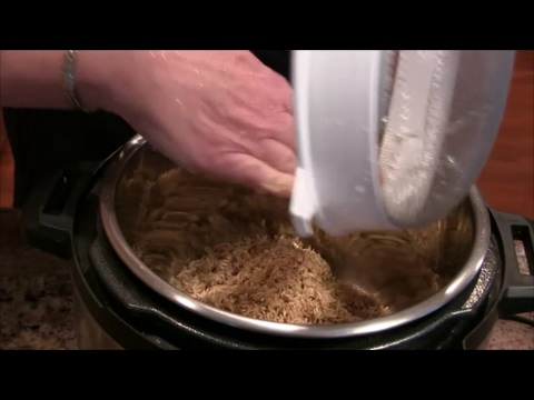 how-to-make-perfect-brown-rice-|-instant-pot-recipe-|-jill-4-today