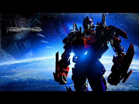 Transformers Arrival To Earth Theme Trance Remix (Music Video)