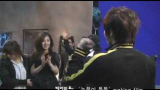 SNSD Yuri : Dropping the tears MV Behind the scenes K.Will Mar 31, 2009 GIRLS' GENERATION
