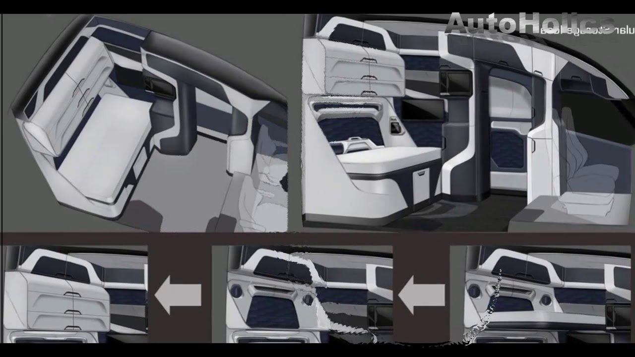Tesla Semi Truck Interior Sleeper Awesome Home