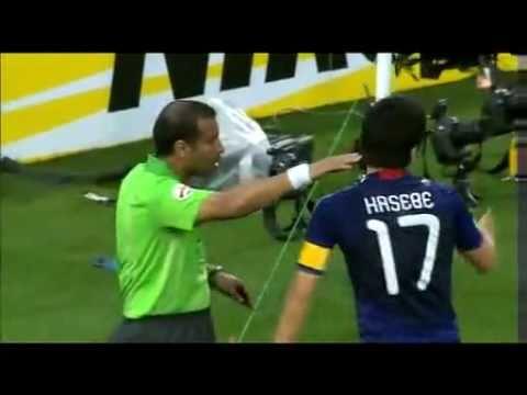 AFC Asian Cup Qatar 2011 M29 Semifinals Japan vs south Korea (ENG ver.)