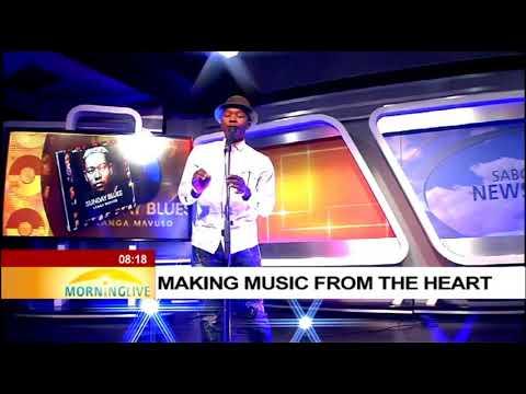Langa Mavuso on his love for music