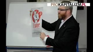 Grzegorz Braun: Masoneria - cudowne dziecko protestantyzmu