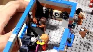 Киностудия Lego (съемки Star Wars) - v.2
