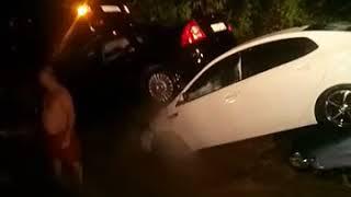 ЧП сошёл сель в районе Грушевки (Дачное) 18 08 2017
