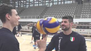 Giannelli & Lanza, spinningball trick che passione!