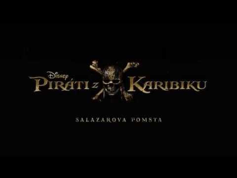 Piráti z Karibiku: Salazarova pomsta (2017) TV online spot CZ dabing
