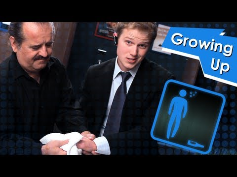 Growing Up -- Nepotism at its Finest  -- The Gents