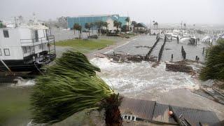 "Hurricane saust über Florida: ""Bäume umgeknickt als wären sie Zahnstocher"""
