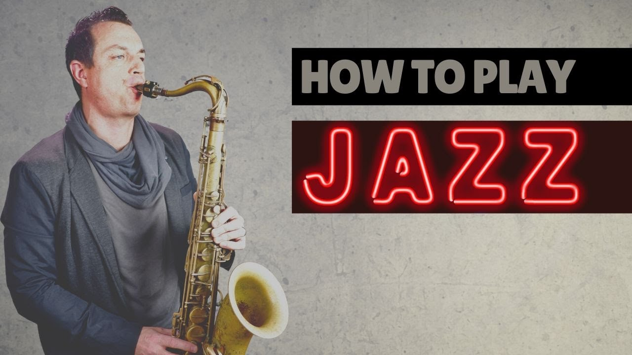 How To Play Jazz Saxophone - A Roadmap #76