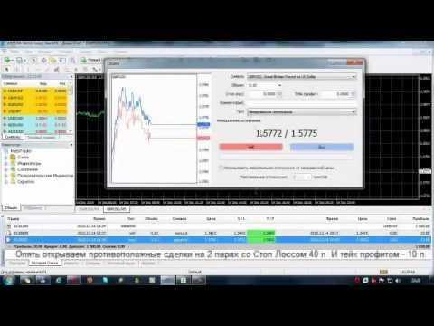 Торговля на Forex C заработком от 100 $ в день. Беспроигрышная стратегия.