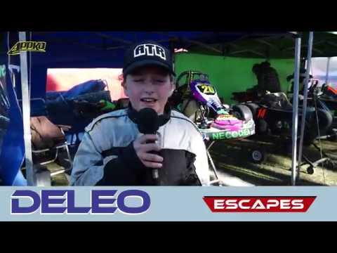 El Día del Niño para los pilotos de karting