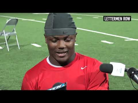 Terry McLaurin: Ohio State receiver talks about his play - October 17, 2018