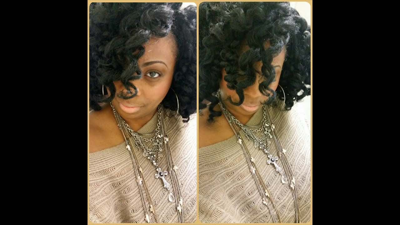 My Crochet Wig Using Janet Collection Noir Hair Afro Marley You