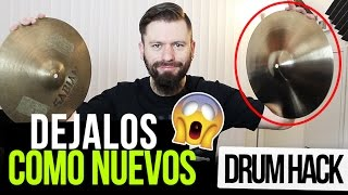 """RESTAURA TUS PLATILLOS"" - DRUM HACK"