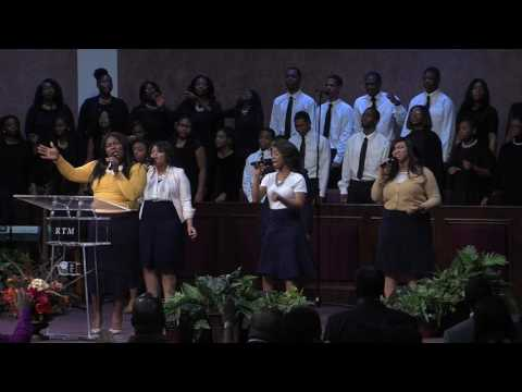 Pulling Me Through - The RTM Young Adult Praise Team