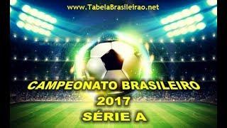 Tabela brasileirão 2017 serie a