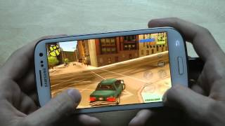 GTA 3 For Samsung Galaxy S3 First Gameplay Hands-On Review
