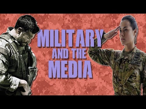 Military and the Media: Entertainment is a Tool
