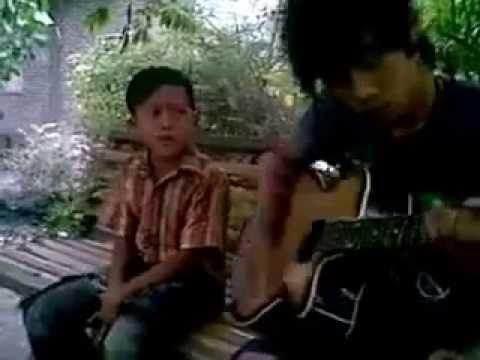 Lagu Seorang anak untuk kedua orang tuanya yang telah tiada