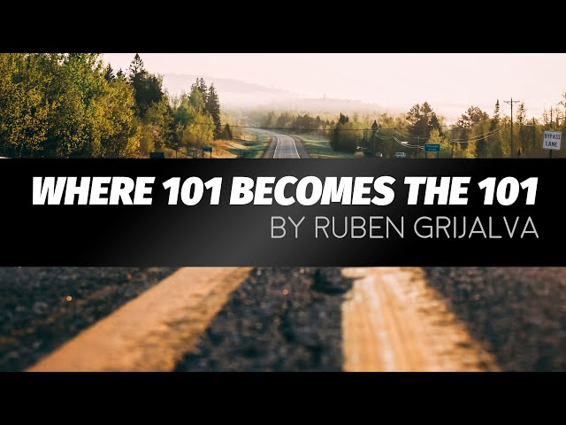 Zoomlet: Where 101 Becomes the 101 by Ruben Grijalva