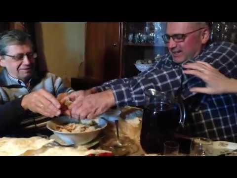 Армянская деревня. Особенности армянской кухни. Ноябрь 2017 Армения (Armenia)