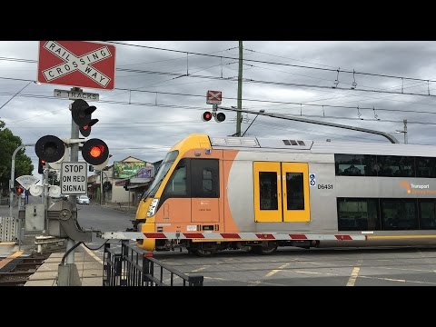 Sydney Trains Vlog 1205: Richmond Branch Level Crossing Action