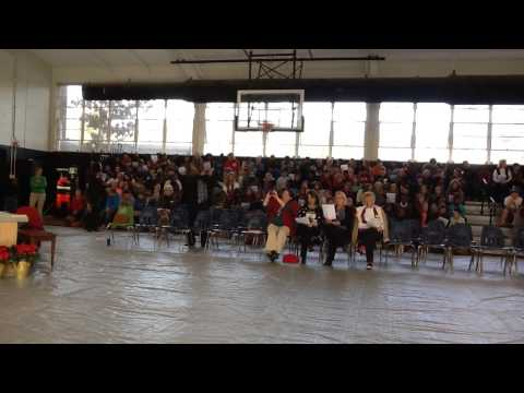 North Augusta Middle School Holiday Concert