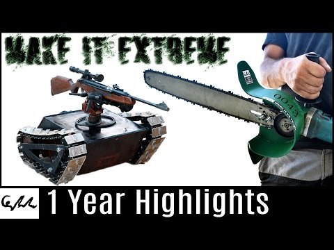 Make it Extreme (1 Year Highlights)