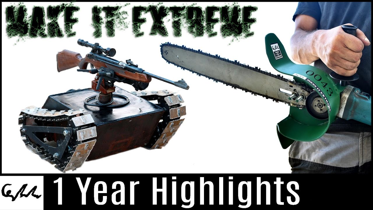Make It Extreme 1 Year Highlights