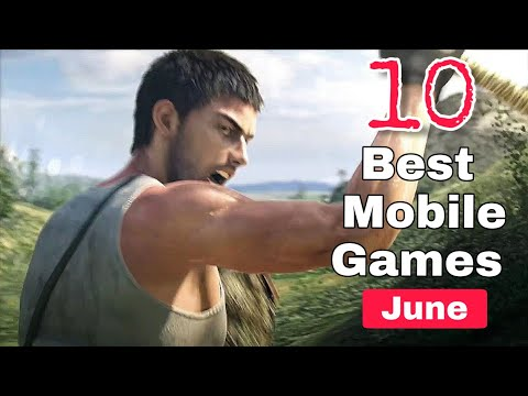 Top 10 Best Mobile Games Android/iOS - Free Games June 2019