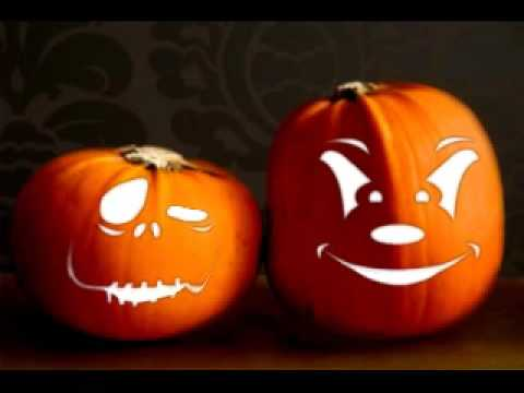 singing pumpkins grim grinning pumpkins projector