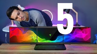 Top 5 New Tech & Gadgets for 2017!