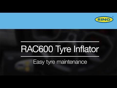 Amazon. Com: ring rac600 12v digital air compressor with led light.