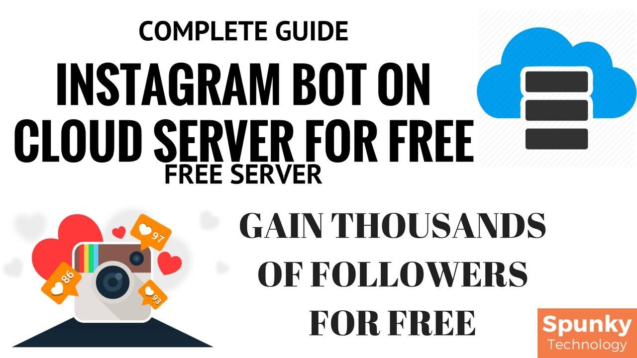 server for instagram followers
