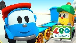 Leo el Pequeño Camión - Capítulos completos para niños en español