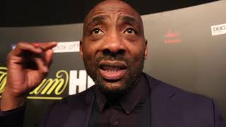 'THE TOWEL WILL GET THROWN IN' - JOHNNY NELSON ON JOSHUA-PARKER / SENDS MESSAGE TO DEONTAY WILDER