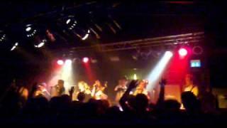 The T.C.H.I.K - Ronny und Clyde (Live@Underground, Köln 20.01.2011)