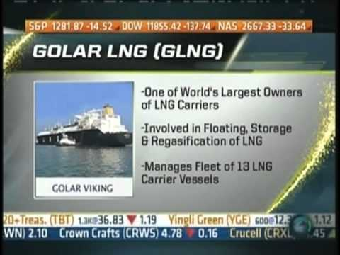 Karen Finerman Golar LNG Stock Pick CNBC Fast Money March 15th, 2011