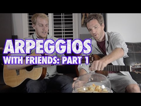 Learning the Fretboard with Arpeggios Part 1