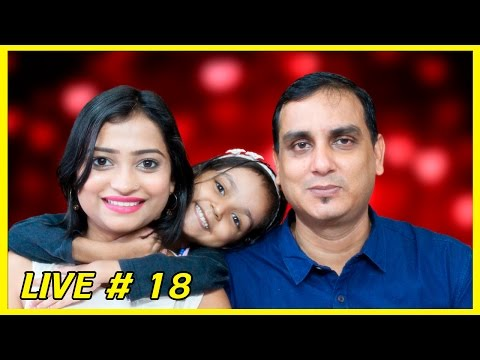 Live #18 - How to stay Happy | Question and Answer | Tips for Happy Life | Indian Mom on Duty