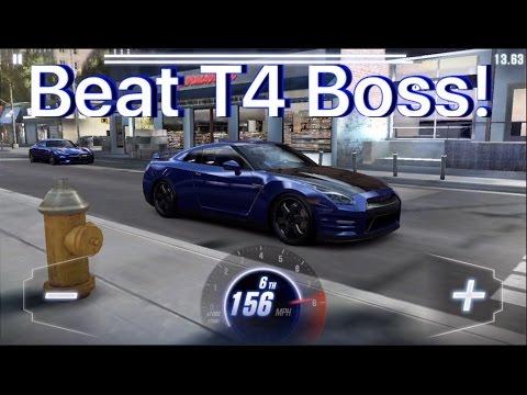 CSR Racing 2 Tune T4 Nissan GT-R R35 Premium 1/2 Mile!