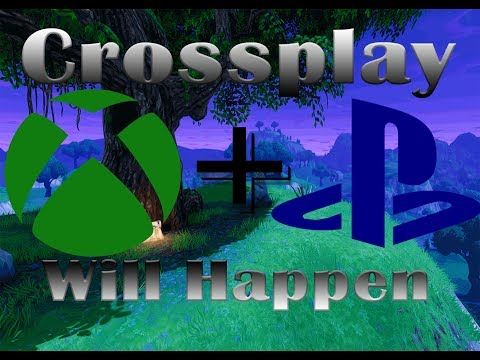 XBOX ONE AND PS4 CROSSPLAY CAN HAPPEN AND HOW YOU CAN HELP!!