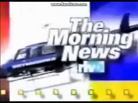 WRTV RTV 6 Morning News Open (2003?)