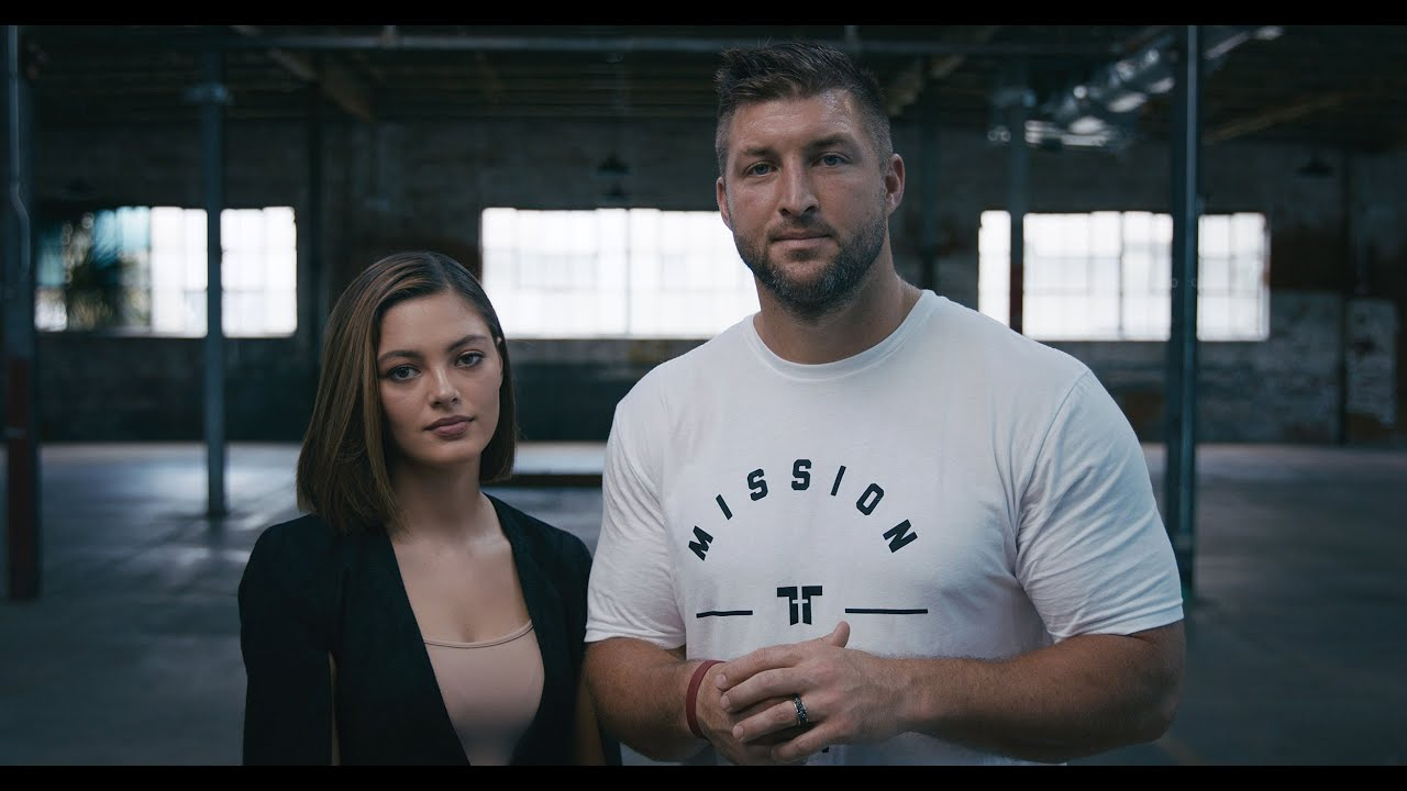 Tim Tebow Urges Christians to Join Him in Saying 'No More' to Human Trafficking