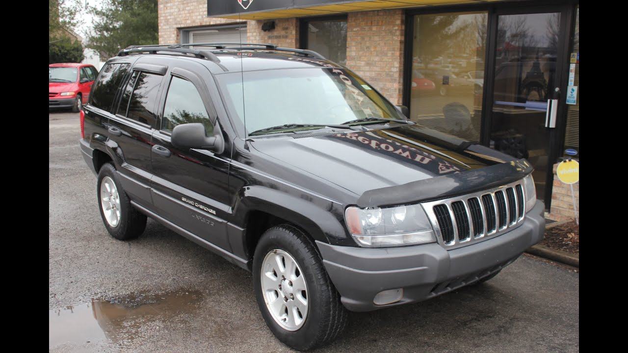 Great Used 2001 Jeep Grand Cherokee Laredo 4x4 For Sale Georgetown Auto Sales KY  Kentucky SOLD   YouTube